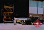 Image of F-102A Edwards Air Force Base California USA, 1956, second 23 stock footage video 65675020955