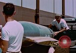 Image of F-102A Edwards Air Force Base California USA, 1956, second 26 stock footage video 65675020955