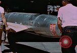 Image of F-102A Edwards Air Force Base California USA, 1956, second 33 stock footage video 65675020955