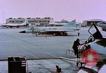 Image of MB-1 rocket Holloman Air Force Base New Mexico USA, 1956, second 48 stock footage video 65675020956
