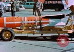 Image of MB-1 rocket Holloman Air Force Base New Mexico USA, 1956, second 53 stock footage video 65675020956