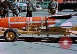 Image of MB-1 rocket Holloman Air Force Base New Mexico USA, 1956, second 54 stock footage video 65675020956