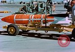 Image of MB-1 rocket Holloman Air Force Base New Mexico USA, 1956, second 58 stock footage video 65675020956