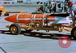 Image of MB-1 rocket Holloman Air Force Base New Mexico USA, 1956, second 59 stock footage video 65675020956