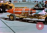 Image of MB-1 rocket Holloman Air Force Base New Mexico USA, 1956, second 60 stock footage video 65675020956