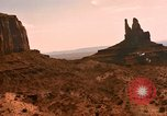 Image of Red sandstone hills and mountains Arizona United States USA, 1967, second 17 stock footage video 65675020981