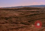 Image of dry terrain California United States USA, 1967, second 26 stock footage video 65675020983