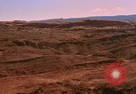 Image of dry terrain California United States USA, 1967, second 28 stock footage video 65675020983