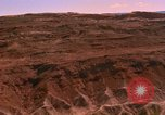 Image of dry terrain California United States USA, 1967, second 32 stock footage video 65675020983