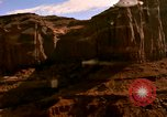 Image of Red sandstone mountains Arizona United States USA, 1973, second 13 stock footage video 65675020984