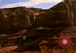 Image of Red sandstone mountains Arizona United States USA, 1973, second 14 stock footage video 65675020984