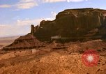 Image of Red sandstone mountains Arizona United States USA, 1973, second 20 stock footage video 65675020984