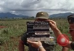 Image of Major Fiacco of US Army discussing sniper training Vietnam, 1967, second 9 stock footage video 65675021014