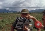Image of Major Fiacco of US Army discussing sniper training Vietnam, 1967, second 21 stock footage video 65675021014