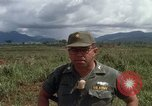 Image of Major Fiacco of US Army discussing sniper training Vietnam, 1967, second 27 stock footage video 65675021014