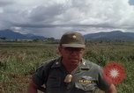 Image of Major Fiacco of US Army discussing sniper training Vietnam, 1967, second 58 stock footage video 65675021014