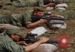 Image of Fourth Infantry Division Indoctrination Vietnam, 1967, second 54 stock footage video 65675021016