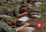 Image of Fourth Infantry Division Indoctrination Vietnam, 1967, second 57 stock footage video 65675021016
