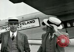 Image of Passengers in airplane Cleveland Ohio USA, 1927, second 7 stock footage video 65675021022