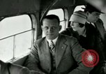Image of Passengers in airplane Cleveland Ohio USA, 1927, second 17 stock footage video 65675021022