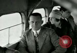 Image of Passengers in airplane Cleveland Ohio USA, 1927, second 18 stock footage video 65675021022