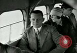 Image of Passengers in airplane Cleveland Ohio USA, 1927, second 19 stock footage video 65675021022