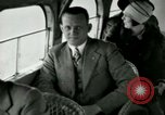 Image of Passengers in airplane Cleveland Ohio USA, 1927, second 22 stock footage video 65675021022