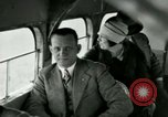 Image of Passengers in airplane Cleveland Ohio USA, 1927, second 23 stock footage video 65675021022