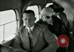 Image of Passengers in airplane Cleveland Ohio USA, 1927, second 24 stock footage video 65675021022