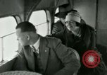 Image of Passengers in airplane Cleveland Ohio USA, 1927, second 46 stock footage video 65675021022