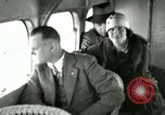 Image of Passengers in airplane Cleveland Ohio USA, 1927, second 59 stock footage video 65675021022