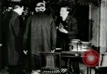 Image of Mr Henry Ford and Lord Northcliffe Detroit Michigan USA, 1917, second 42 stock footage video 65675021031