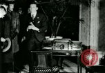 Image of Mr Henry Ford and Lord Northcliffe Detroit Michigan USA, 1917, second 44 stock footage video 65675021031