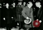 Image of Mr Henry Ford and Lord Northcliffe Detroit Michigan USA, 1917, second 50 stock footage video 65675021031