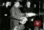 Image of Mr Henry Ford and Lord Northcliffe Detroit Michigan USA, 1917, second 57 stock footage video 65675021031