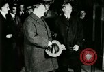 Image of Mr Henry Ford and Lord Northcliffe Detroit Michigan USA, 1917, second 59 stock footage video 65675021031