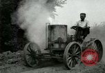 Image of Early Model of tractor United States USA, 1917, second 17 stock footage video 65675021032