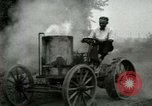 Image of Early Model of tractor United States USA, 1917, second 18 stock footage video 65675021032