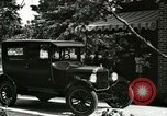 Image of Ford Touring car United States USA, 1922, second 2 stock footage video 65675021038