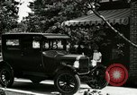 Image of Ford Touring car United States USA, 1922, second 4 stock footage video 65675021038