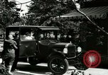 Image of Ford Touring car United States USA, 1922, second 25 stock footage video 65675021038