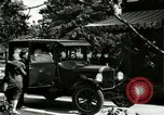 Image of Ford Touring car United States USA, 1922, second 26 stock footage video 65675021038