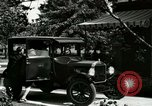 Image of Ford Touring car United States USA, 1922, second 28 stock footage video 65675021038