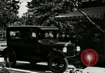 Image of Ford Touring car United States USA, 1922, second 34 stock footage video 65675021038