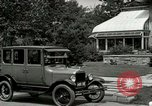 Image of Ford Touring car United States USA, 1922, second 39 stock footage video 65675021038