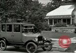 Image of Ford Touring car United States USA, 1922, second 40 stock footage video 65675021038