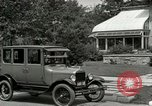 Image of Ford Touring car United States USA, 1922, second 41 stock footage video 65675021038