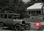 Image of Ford Touring car United States USA, 1922, second 42 stock footage video 65675021038