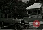 Image of Ford Touring car United States USA, 1922, second 43 stock footage video 65675021038