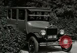 Image of Ford Touring car United States USA, 1922, second 49 stock footage video 65675021038